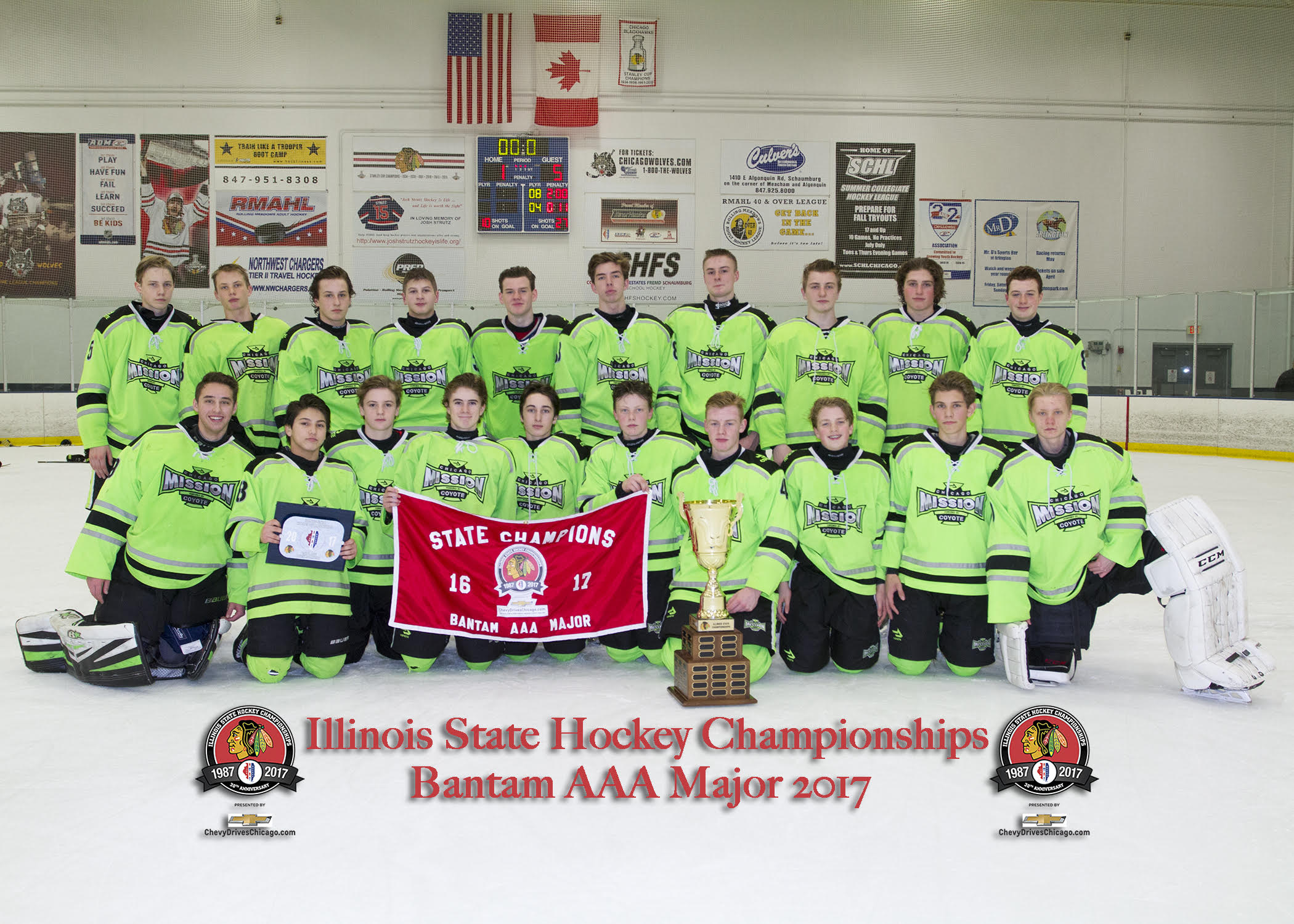 Mission 2002's State Champions
