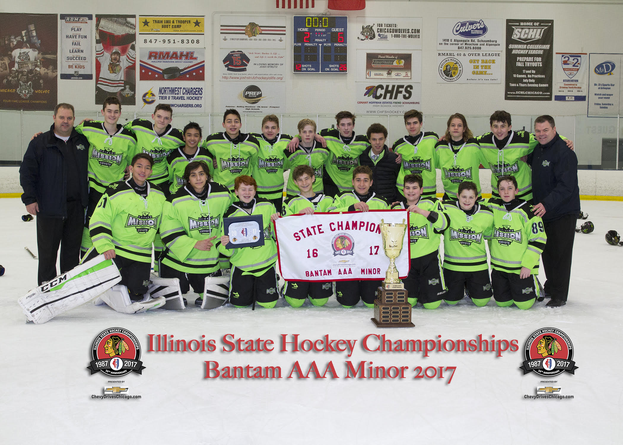 Mission 2003's State Champions