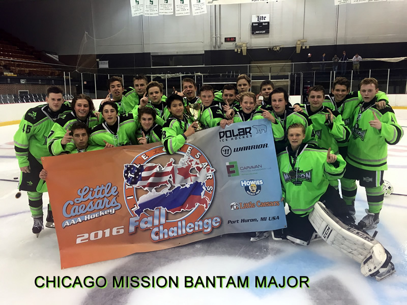 Bantam Major 02's – Fall Challenge Champions