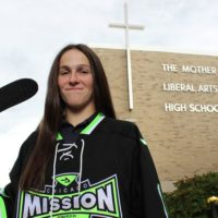 Mother McAuley's Abbey Murphy Shooting For 2022 Winter Olympics