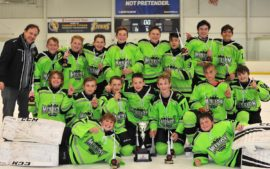 Mission Boys 12U win Canadians Cup