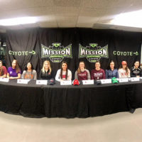 11 Mission Players sign NLI's