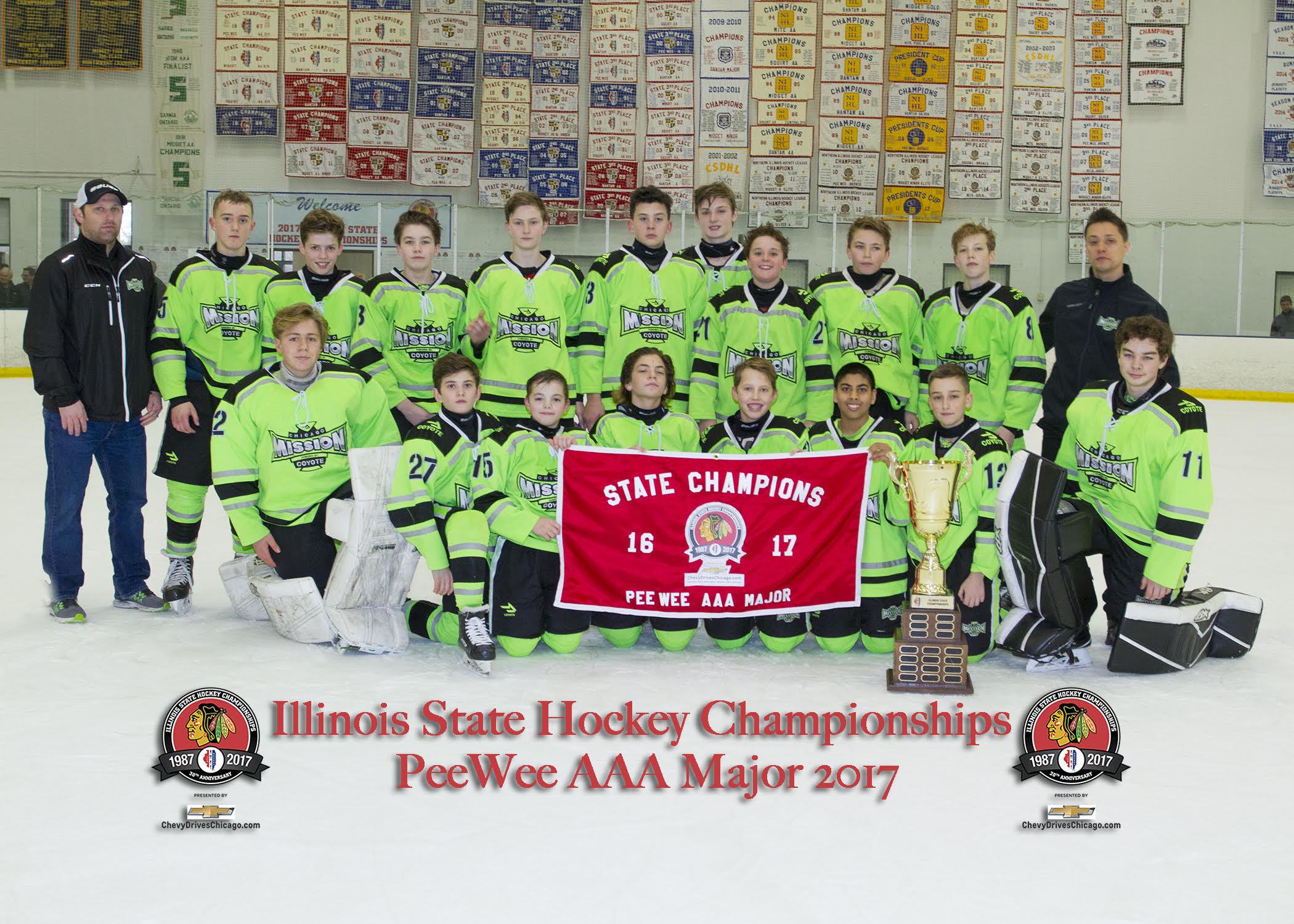 Mission 2004's State Champions