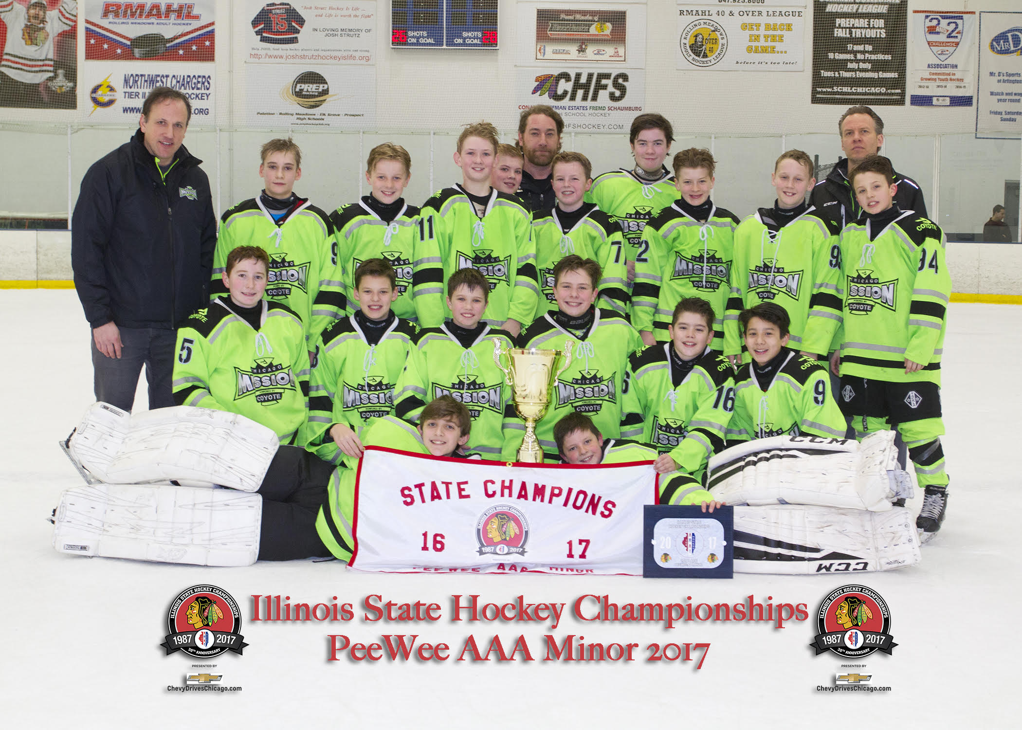 Mission 2005's State Champions
