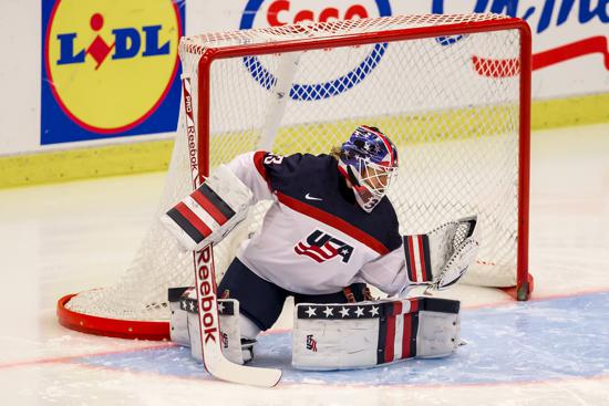 USA Hockey Women – Alex Rigsby