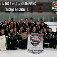 Mission Girls 14U CCM Invite Champs