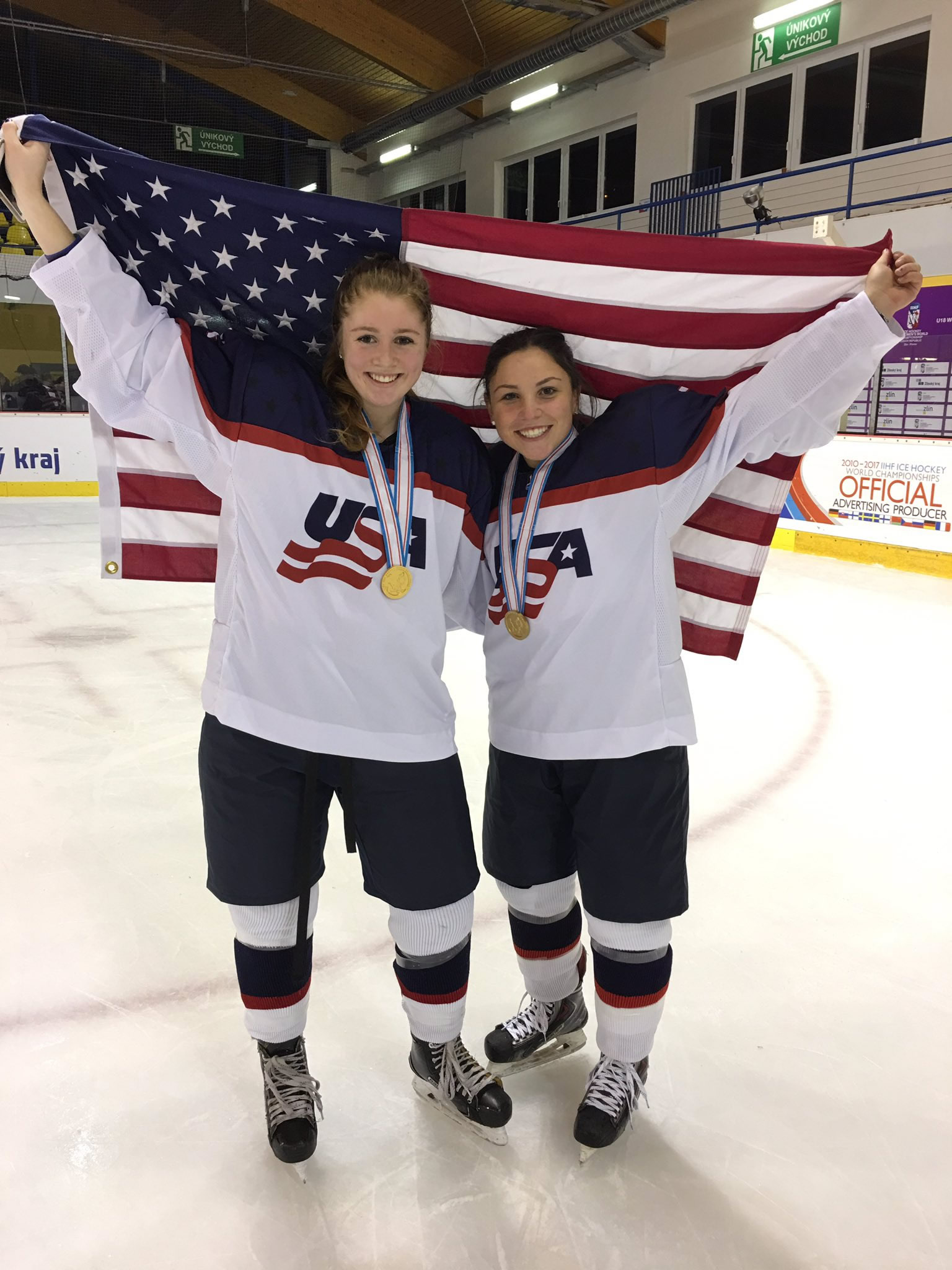 LaMantia & Compher – Team USA