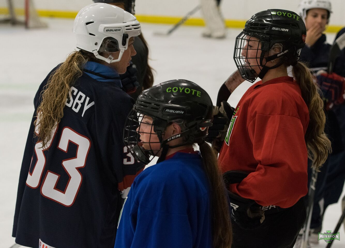 USAH Womens Team & Chicago Mission