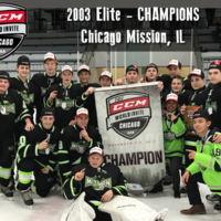 Mission Boys 14U CCM Invite Champs