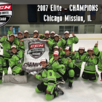 Mission Boys 10U CCM Invite Champs