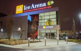 Opening Night at MB Ice Arena