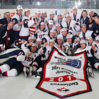 Drury and Randl selected to World Junior A Challenge Team