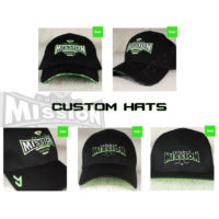 Mission Custom Hats