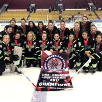 Mission Girls 19U's win USA Canada Cup
