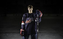 Playing for Team USA is Particularly Special for Owen Lindmark