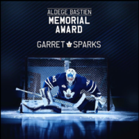 Garret Sparks wins 2017-18 AHL Goalie of the Year