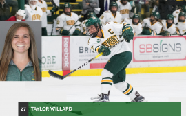 Taylor Willard Named Recipient of Sarah Devens Award