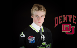 Devine commits to Denver