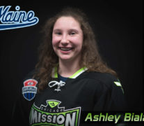 Ashley Bialas Commits to Maine