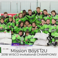 Mission Boys U12 win WISCO Invitational