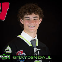 Missions 15's Grayden Daul Commits to Wisconsin
