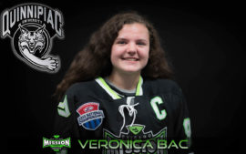 Mission U16s Veronica Bac  Commits to Quinnipiac
