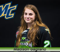 Madison Gagliano Commits to Merrimack