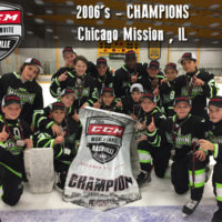 Mission 12U 2006's win CCM Invite – Nashville