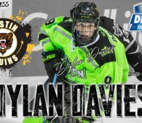 Dylan Davies Commits to RPI