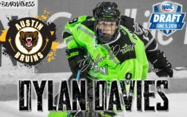 Former Chicago Mission player Dylan Davies commits to RPI.