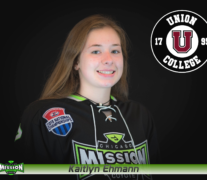 Kaitlyn Ehmann Commits to Union