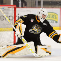 Former Chicago Mission goaltender Evan Fear commits to Quinnipiac