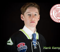 Hank Kempf Commits to Cornell