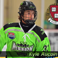 Chicago Mission U16 Kyle Aucoin commits to the Harvard University