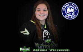 Mission Girls 19U Abigail Wieczorek Commits to Connecticut