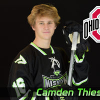 Chicago Mission player Camden Thiesing commits to Ohio State