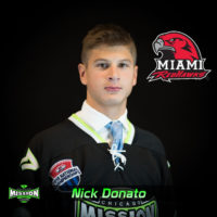 U16 Defensemen Nick Donato Commits to Miami