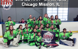 Mission Girls 12U win STX Windy City Elite