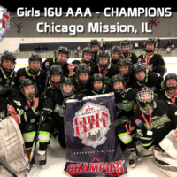 Mission Girls 16U win STX Windy City Elite