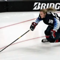Kendall Coyne Schofield lands NBC hockey gig after impressing at All-Star skills event