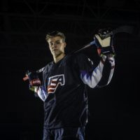 Alex Vlasic Learning and Growing His Game With NTDP