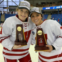 Gardner and LaMantia – NCAA National Champions!