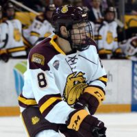 Lellig goes from Waterloo to Frozen Four
