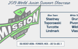 8 Mission  Players at 2019 World Junior Summer Showcase