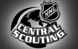 Six (6) Former Mission Players on NHL Central Scouting Watch List