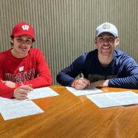Mission Alumni De St. Phalle & Carpenter sign NLI's