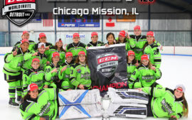 Mission Girls 12U Win the CCM World Invite