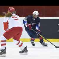 Mission's Huber's late third-period goal lifts Team USA