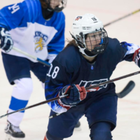 U.S. Women Defeat Finland, 4-1, in 2020 Under-18 World Championship Opener