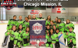 Mission G12U Wnndy City Girls Elite Champs